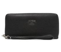 LARGE ZIP AROUNDinBLA Portemonnaies & Clutches für Taschen in schwarz