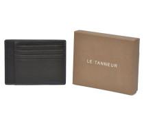 MARIUS Portepapiers 3 poches Portemonnaies & Clutches für Taschen in schwarz