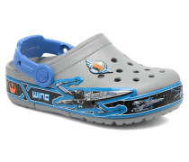 Lights StarWarsXwing Clog Sandalen in grau