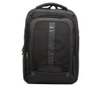 GREENWICH Laptop Backpack Rucksäcke für Taschen in schwarz