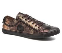 BiskinCa Sneaker in goldinbronze