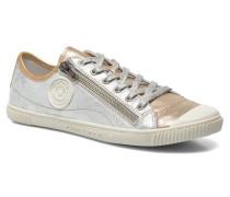 BiskotinMCM Sneaker in silber