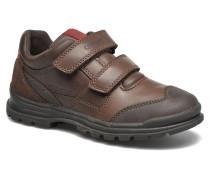 JR William J54E6B Sneaker in braun