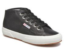 2754 Lame W Sneaker in schwarz