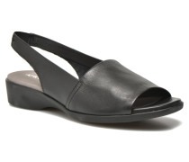 Cush Flow Sandalen in schwarz