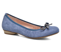 Telma 7081 Ballerinas in blau
