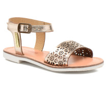 Mandy Sandalen in goldinbronze