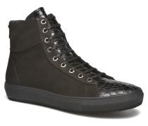 Adolfo Sneaker in schwarz