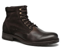 JJ West Combo Boot Stiefeletten & Boots in braun