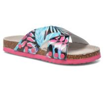 Cross Upper Sandal Sandalen in blau