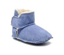 SALE - 30%. Emu Australia - Baby bootie - Stiefeletten & Boots für Kinder / blau