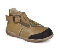 Leopold Stiefeletten & Boots in braun