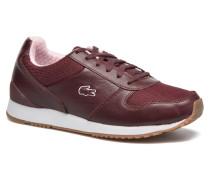 Trajet 416 1 C Sneaker in weinrot