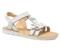 MimoGracie Sandalen in weiß