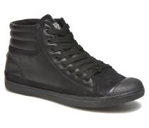 Basic 03 Sneaker in schwarz