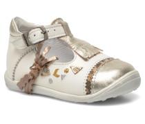 Canette Stiefeletten & Boots in weiß