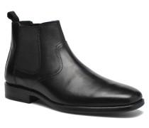 U FEDERICO B U6457B Stiefeletten & Boots in schwarz