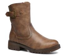 Burdas Stiefeletten & Boots in braun