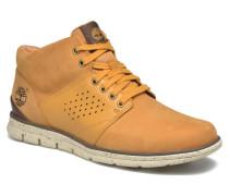 Bradstreet Half Cab Sneaker in beige