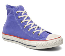 Chuck Taylor All Star Well Worn Hi W Sneaker in lila