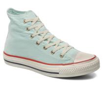 Chuck Taylor All Star Well Worn Hi W Sneaker in blau