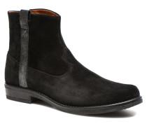 TIJUANA STRIPES Stiefeletten & Boots in schwarz