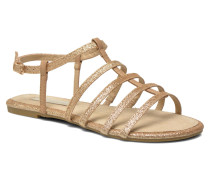 Dominicana 30160 Sandalen in goldinbronze