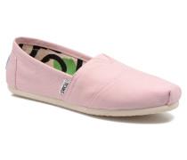 Alpargata Espadrilles in rosa