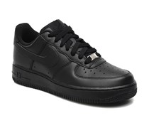 Air force 1 '07 le Sneaker in schwarz