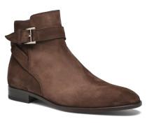 DOAN Stiefeletten & Boots in braun