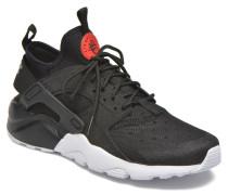 Air Huarache Run Ultra PRM GS Sneaker in schwarz