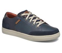 Elvino Lemen Sneaker in blau