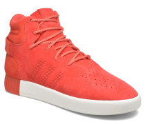 Tubular Invader Sneaker in rot