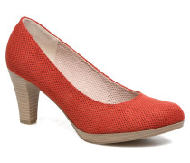 Lolly Pumps in rot