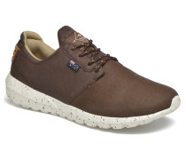 Deluz Sneaker in braun