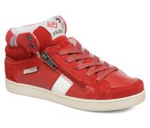 Macadam Cash Sneaker in rot