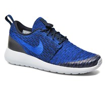 Wmns Roshe One Flyknit Sneaker in blau