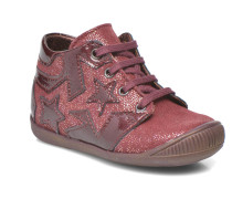 Adele Stiefeletten & Boots in weinrot