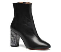 Bottines Marbre Stiefeletten & Boots in schwarz