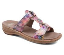 Hawai Clogs & Pantoletten in mehrfarbig