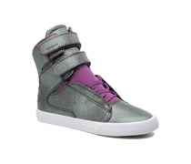 Society w Sneaker in lila