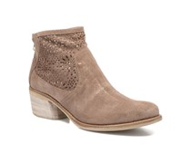 Aeligana Stiefeletten & Boots in goldinbronze