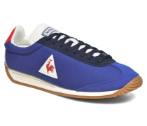 Quartz Gum Sneaker in blau