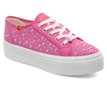 Jump Low Sneaker in rosa