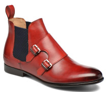 Sally 27 Stiefeletten & Boots in rot