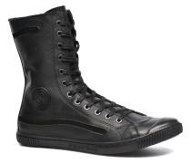 BasicinN Sneaker in schwarz