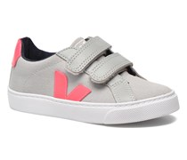Esplar Small Velcro Sneaker in grau