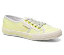 Baker fluor Sneaker in gelb