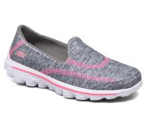 Go Walk 2 Relay Sneaker in grau