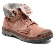 Us Baggy F Sneaker in rosa